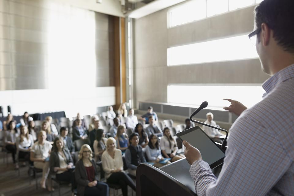 Own The Room: Proven Tactics For Inspiring An Audience