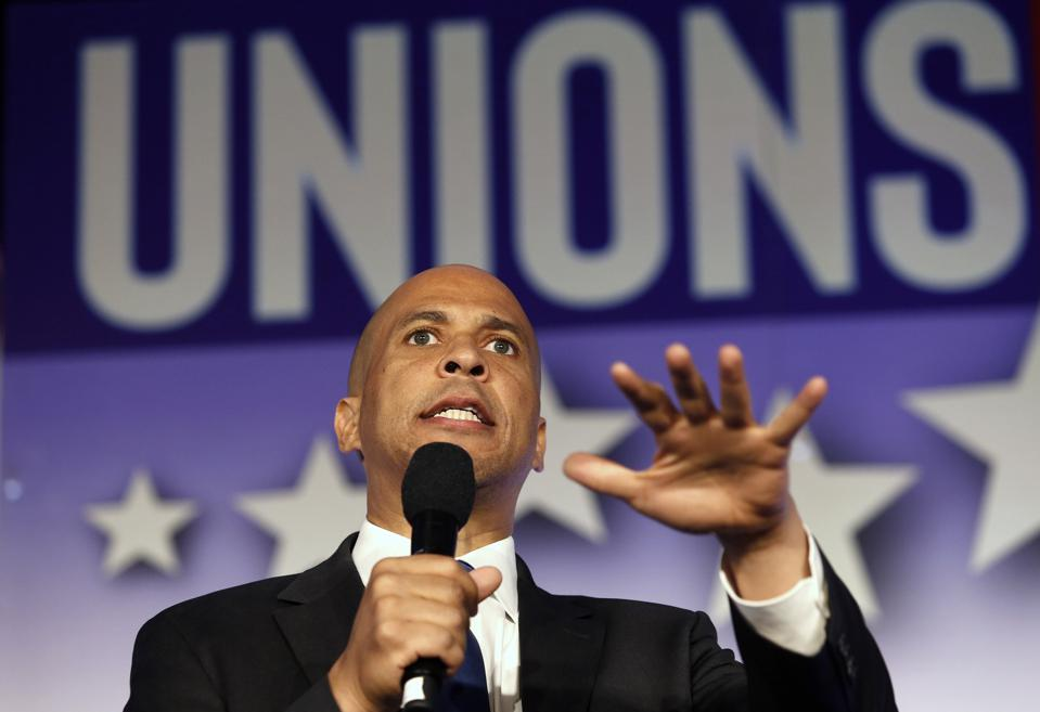 Reviewing The Democratic Candidates' Tax Plans: Cory Booker