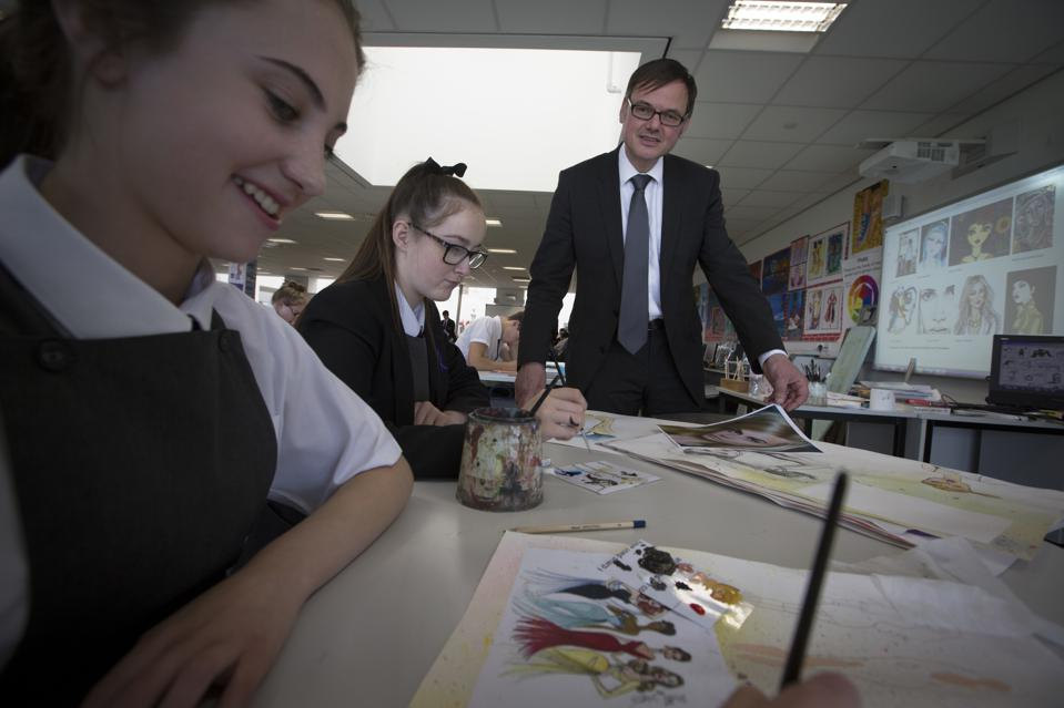 One In Four Teachers Works 60-Plus Hours A Week