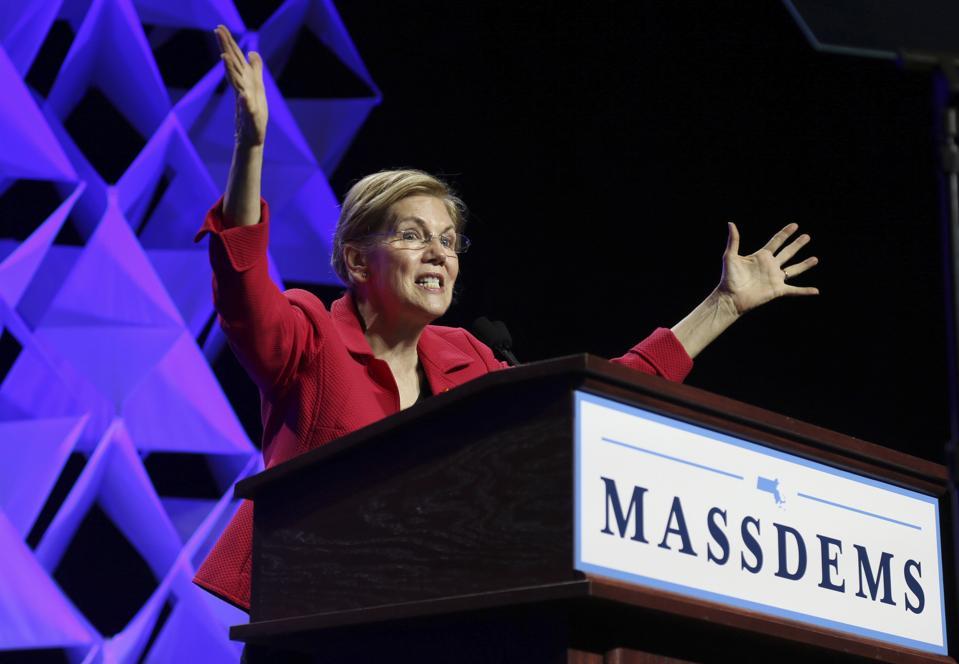 Senator Warren's Worst Higher Education Proposal Ever Made