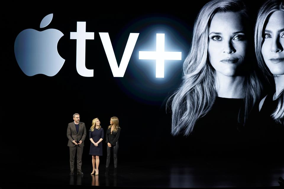 Apple Announces Apple TV+: Will It Succeed In A Crowded Streaming Market?