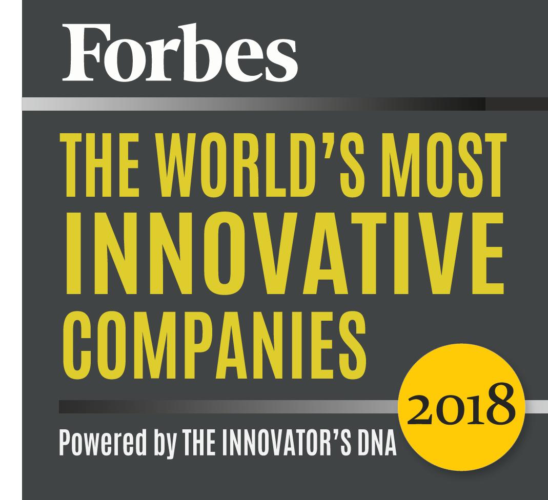 The World's Most Innovative Companies List