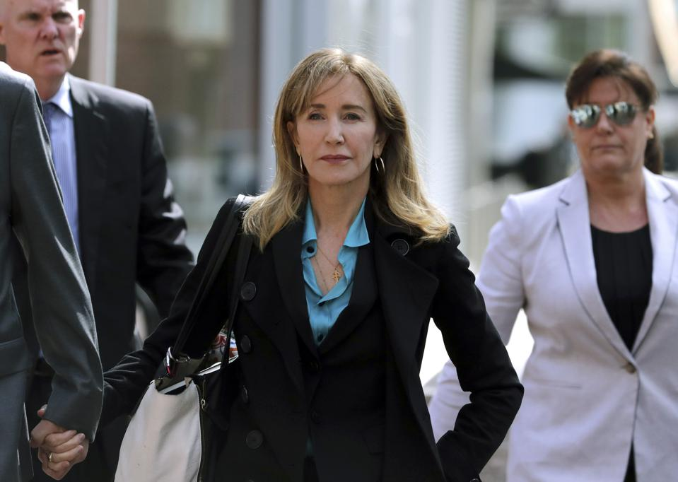 New Guilty Pleas In the College Admissions Scandal: Did Felicity Huffman Get Special Treatment?