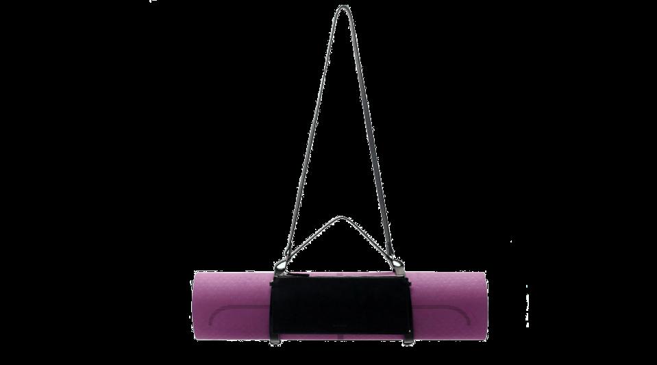 Graf Lantz x Goop Yoga Mat Carrier Black
