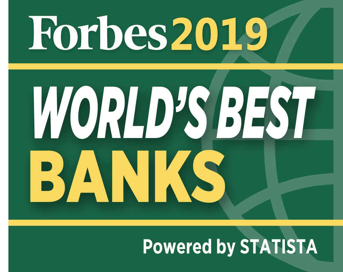 Best Bank 2019 The World's Best Banks