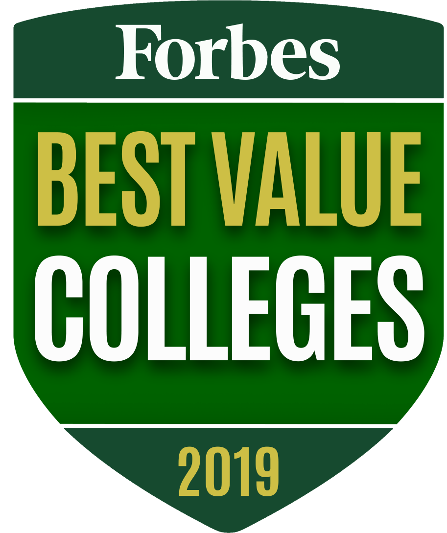 America's Best Value Colleges 2019