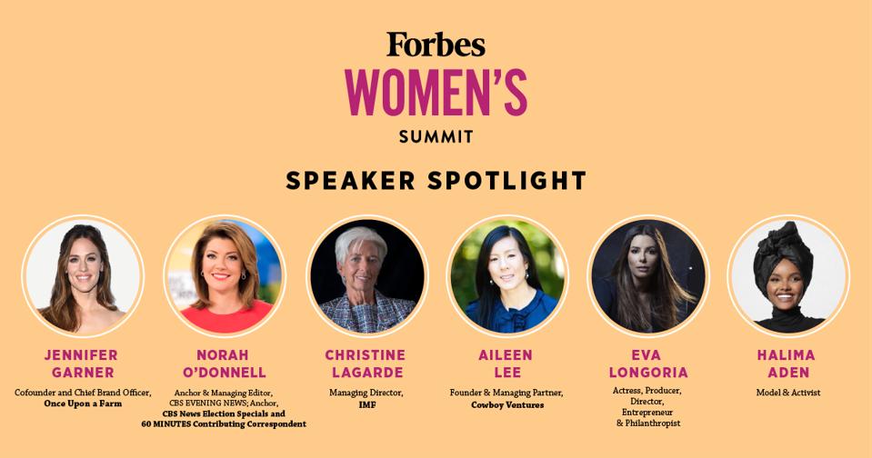 Forbes Women's Summit 2019