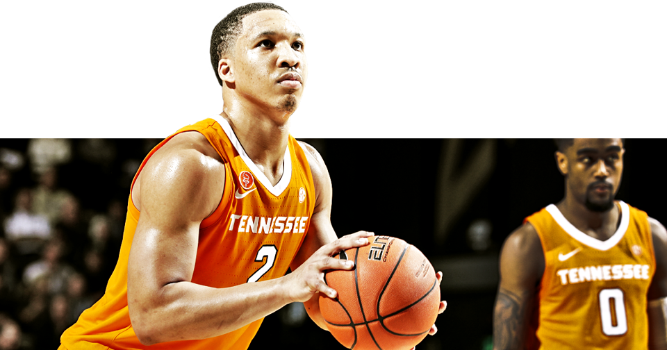 Grant Williams of Tennessee.