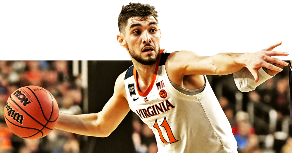 Ty Jerome of Virginia.