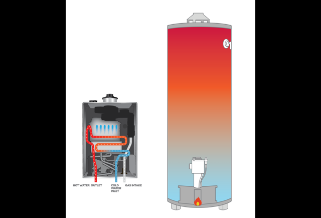 Saving Energy While Heating Water With A Tankless Water Heater