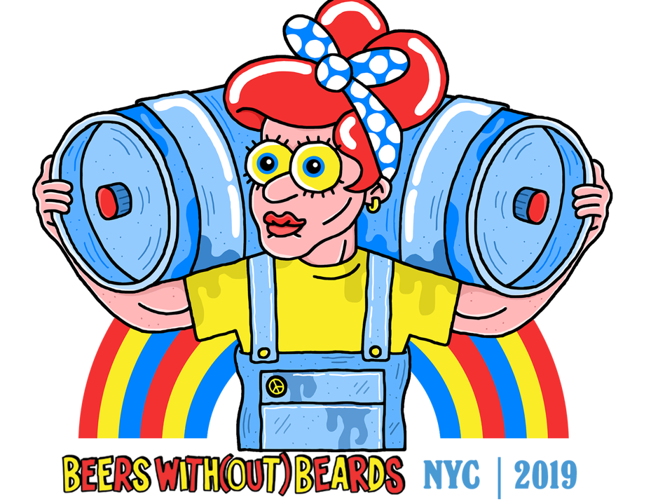 Beers With(out) Beards returns to NYC the week of August 7th.