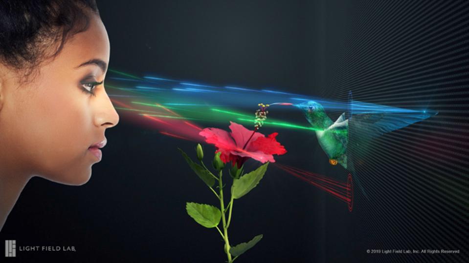 XR, AR, 3D, Holograms