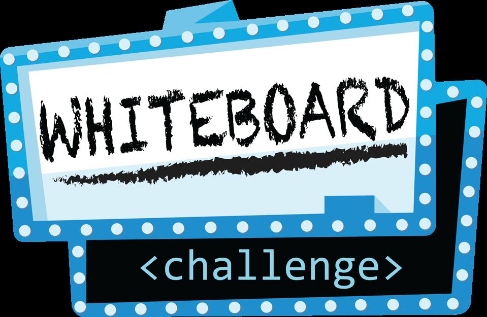Michael Kureth, Whiteboard Challenge