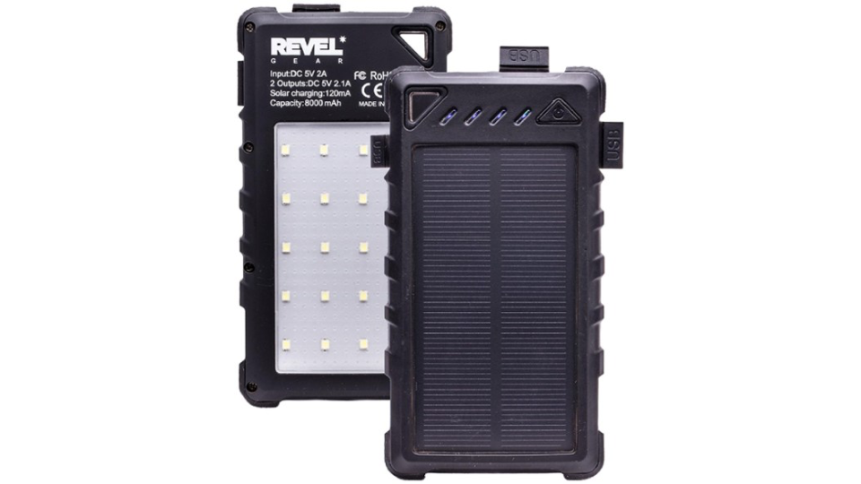 Revel Gear Day Tripper Solar Pack