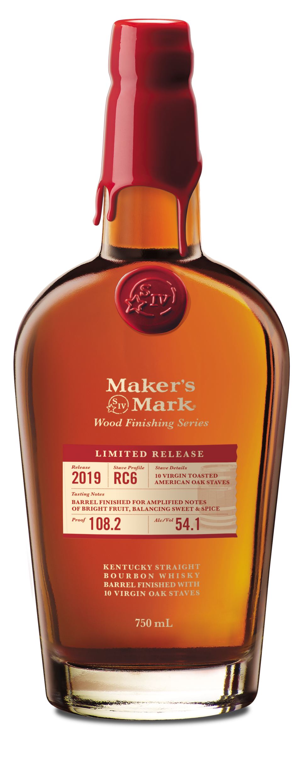 Maker's Mark Releases Its First-Ever Nationally Available Limited-Release Bourbon
