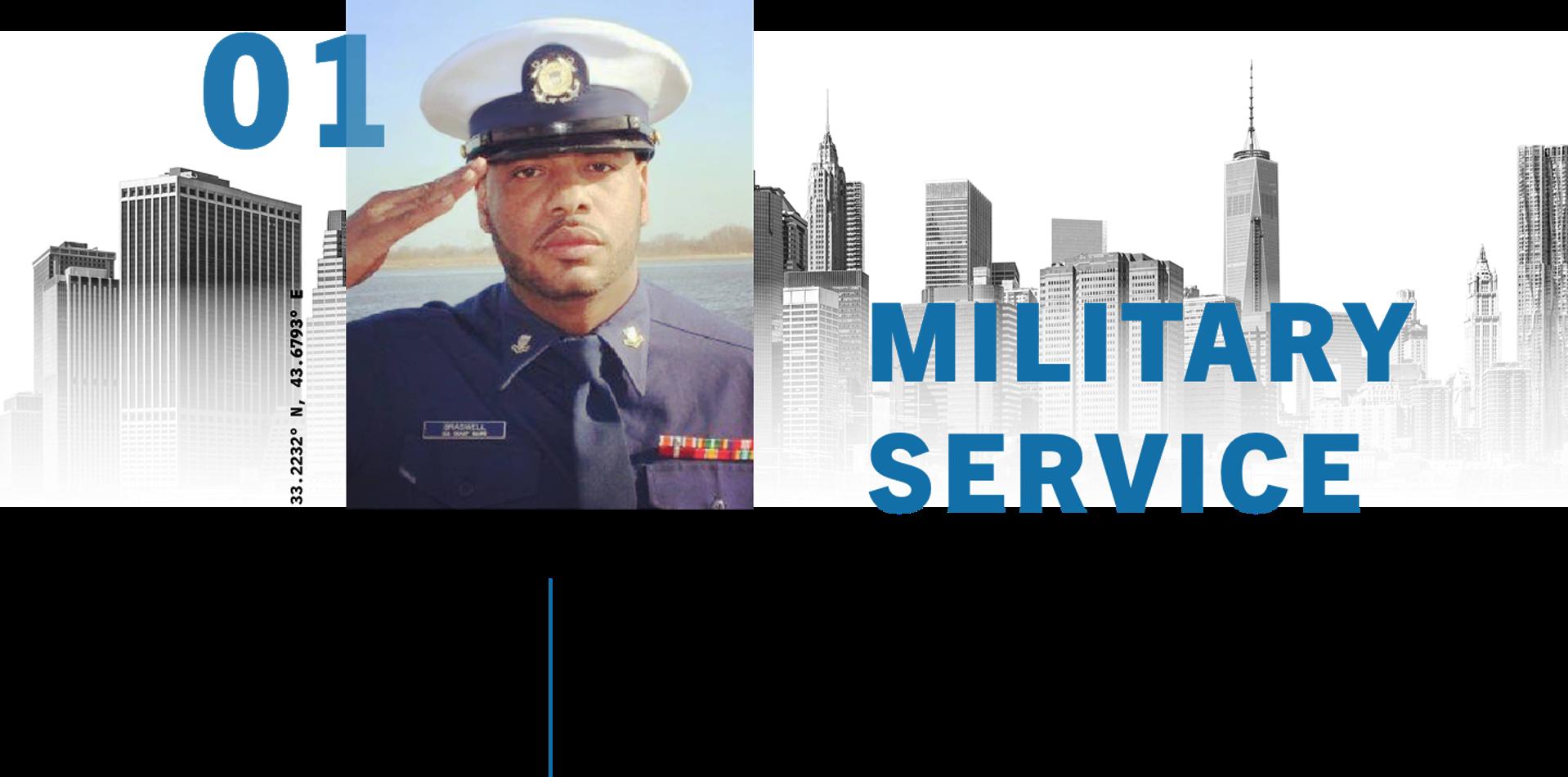 MILITARY SERVICE - New York Metro Area