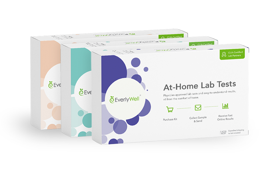 EverlyWell at-home lab tests
