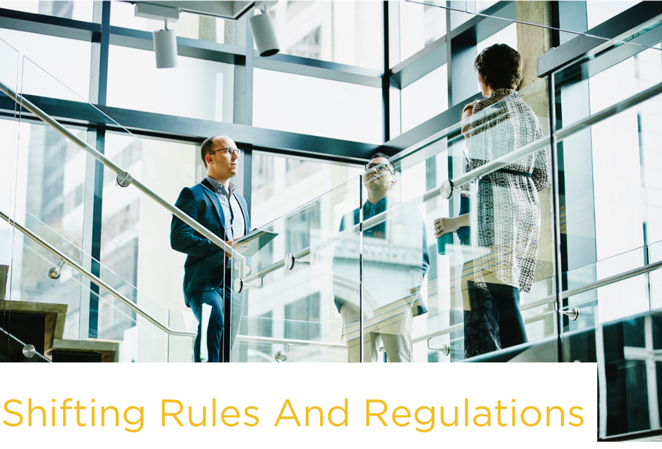 Shifting Rules And Regulations