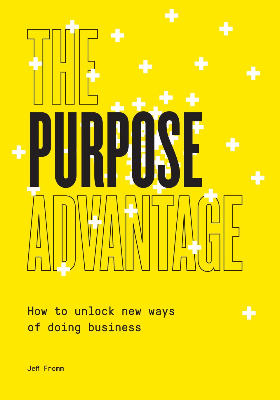 The Purpose Advantage book cover