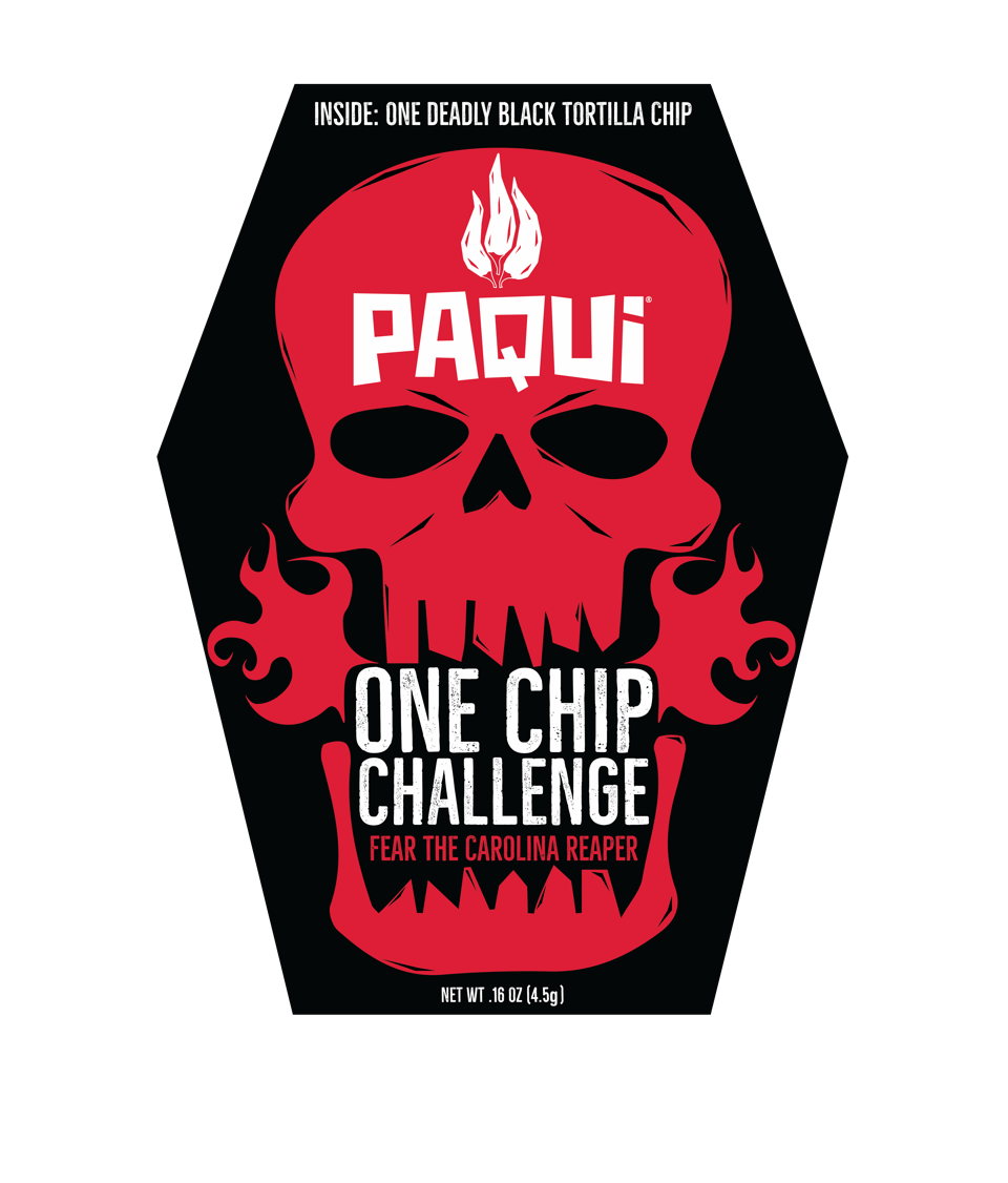 coffin chip tortilla paqui