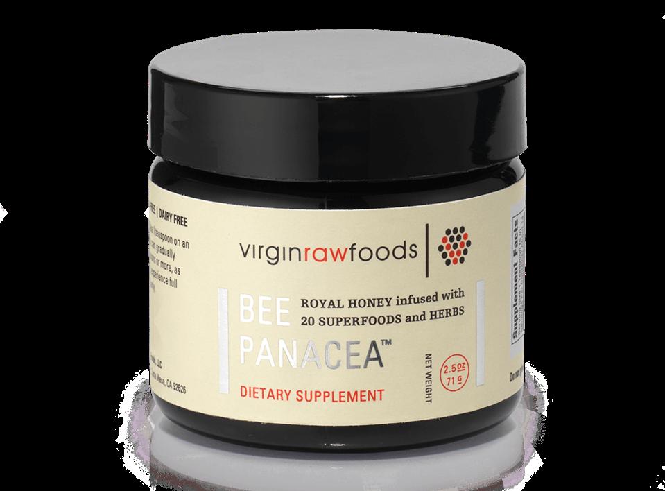 Virgin Raw Foods Bee Panacea