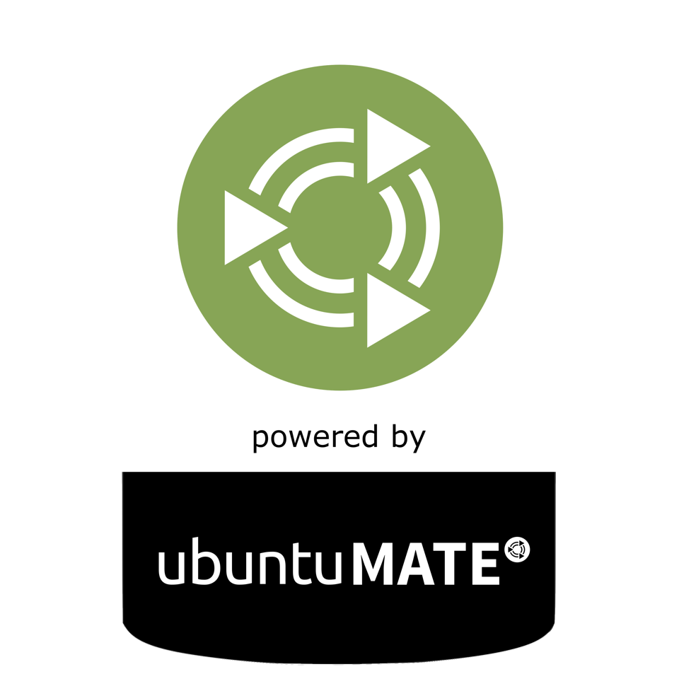 Powered by MATE