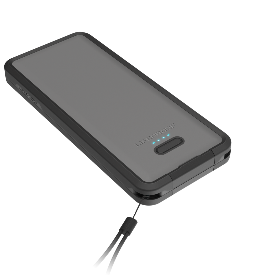 The small Lifeactív charger is qi-enabled