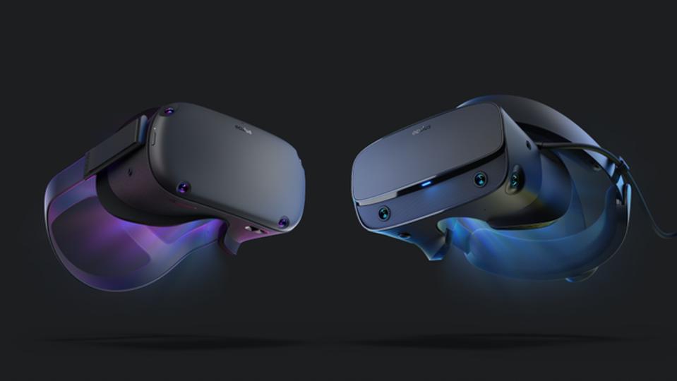 Oculus Rift and Quest
