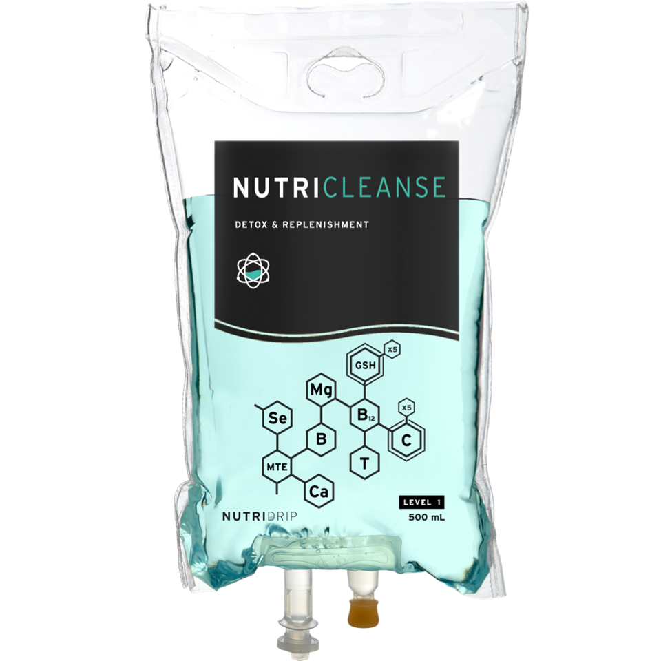NutriCleanse IV Drip