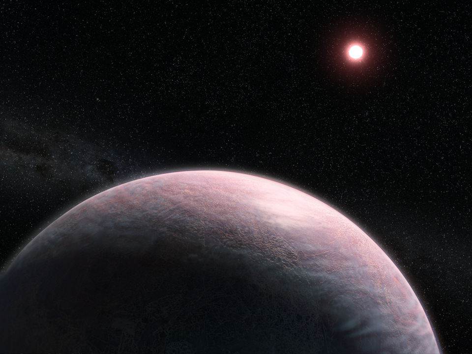 Astronomers Could Study Alien Atmospheres By Feeling The Heat
