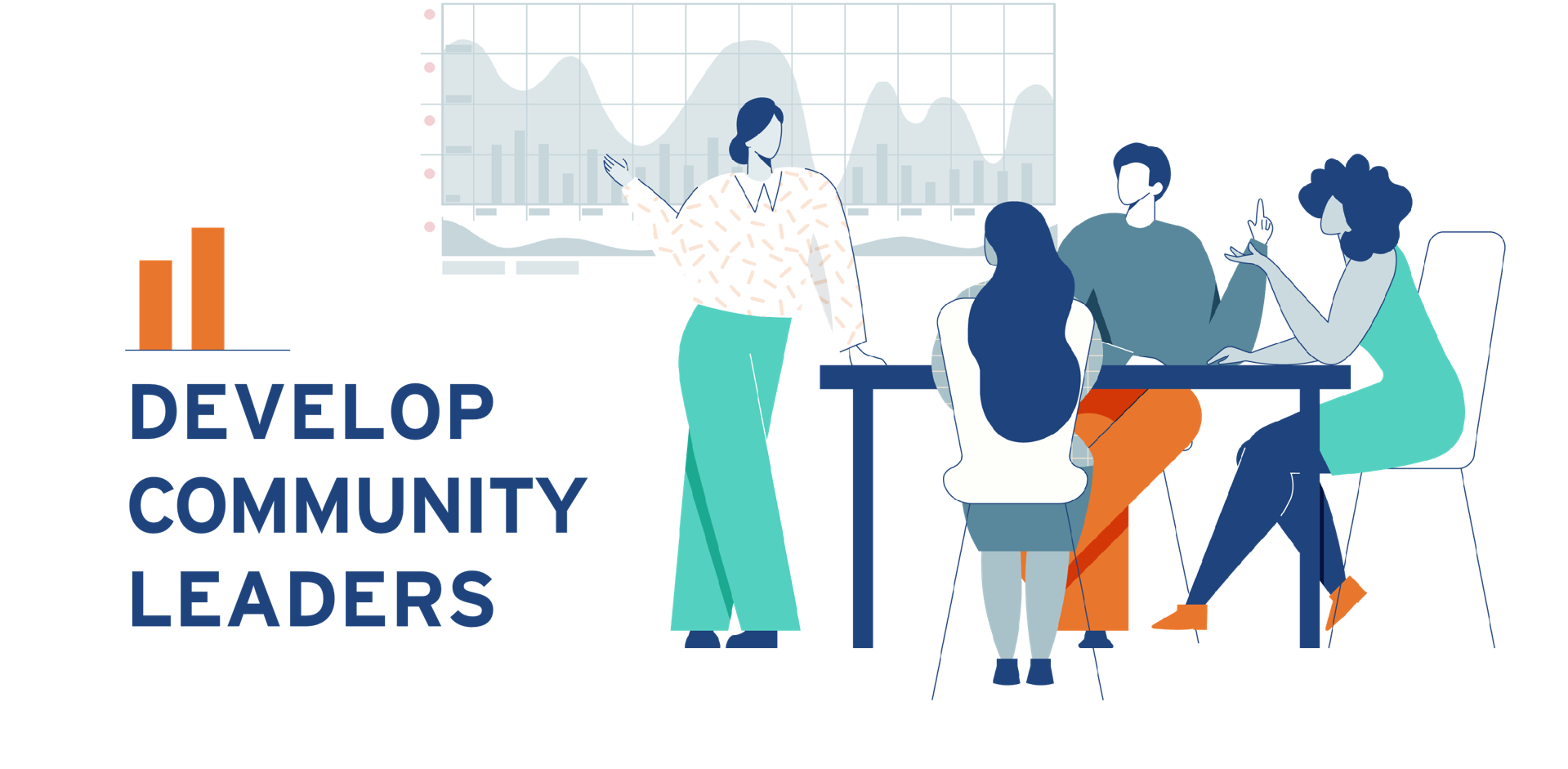 2 develop community leaders