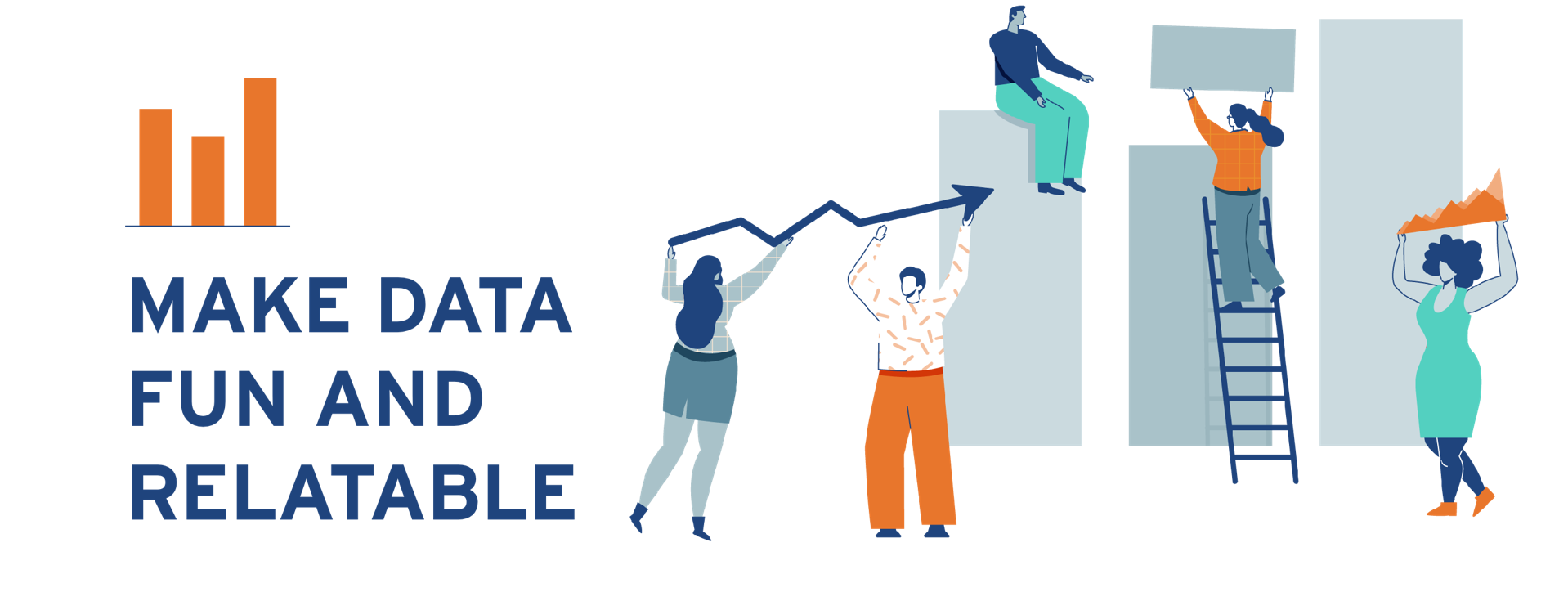 3 make data fun and relatable