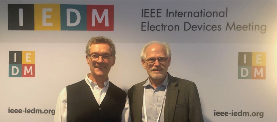 Taken at the 2019 IEEE IEDM