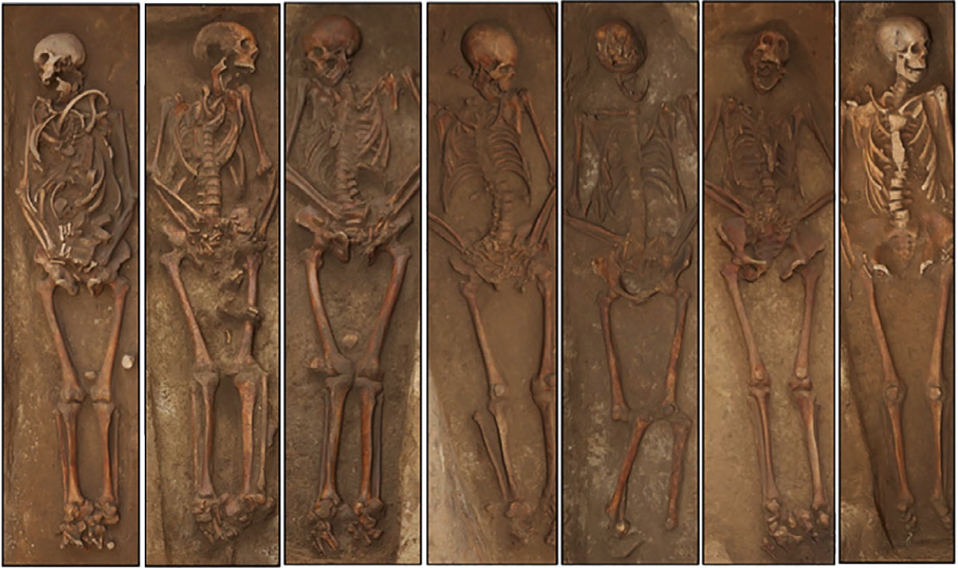 DNA Analysis From Colonial Delaware Skeletons Reveals Beginning Of American Slave Trade