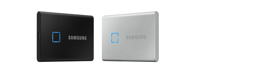 New Samsung Portable SSDs