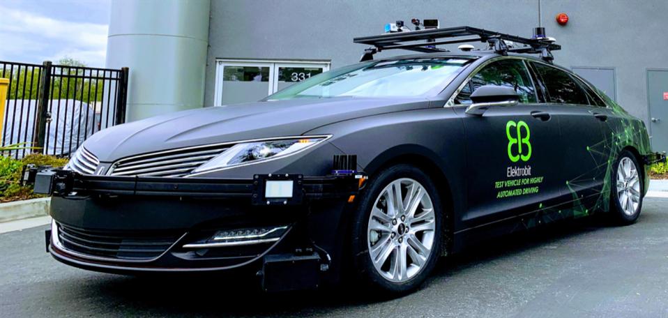 Storage in Autonomous Cars