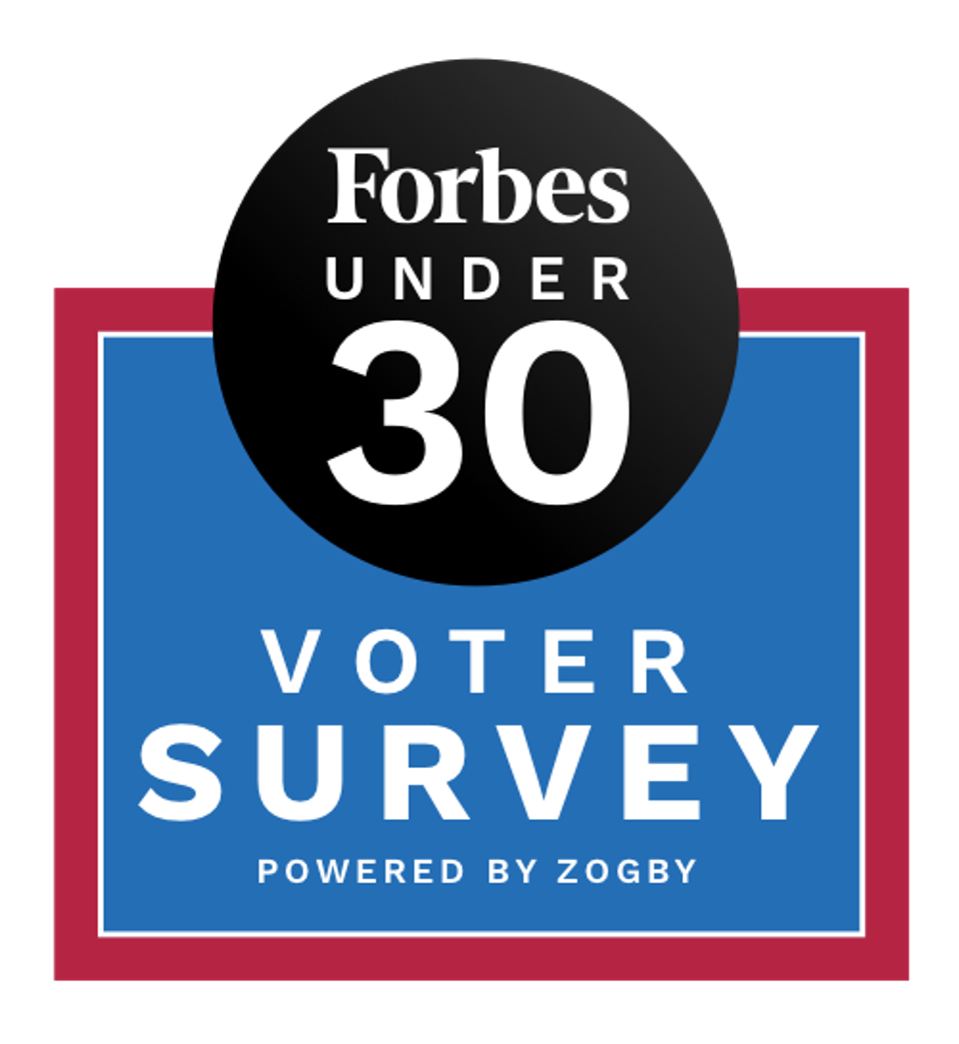 Forbes Under 30 Voter Survey