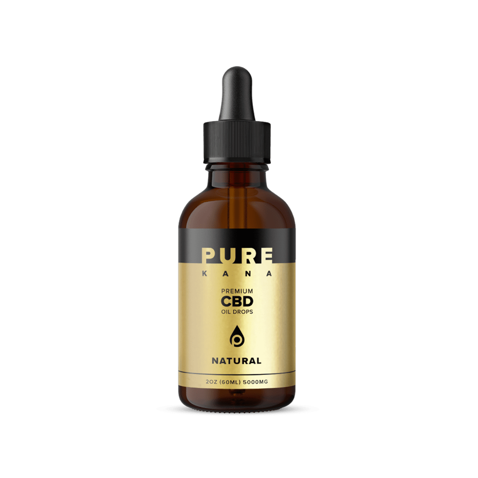 PureKana CBD Bottle