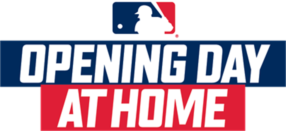 ESPN, FS1, MLB Network, Online Streaming, More Combining For 'Opening Day At Home' MLB Content