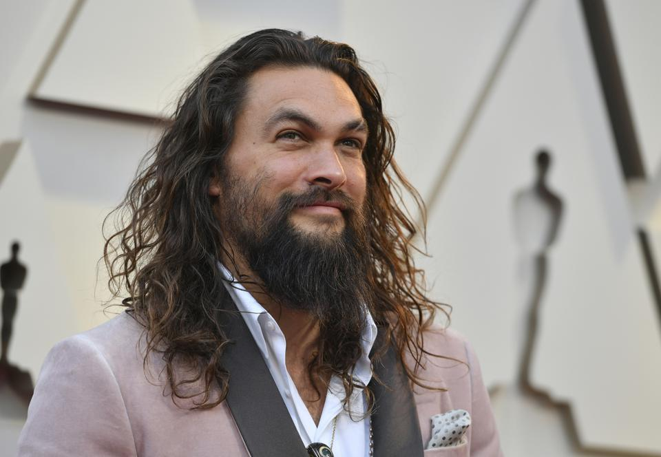 Jason Momoa Shaves His Beard, For The Ocean's Sake