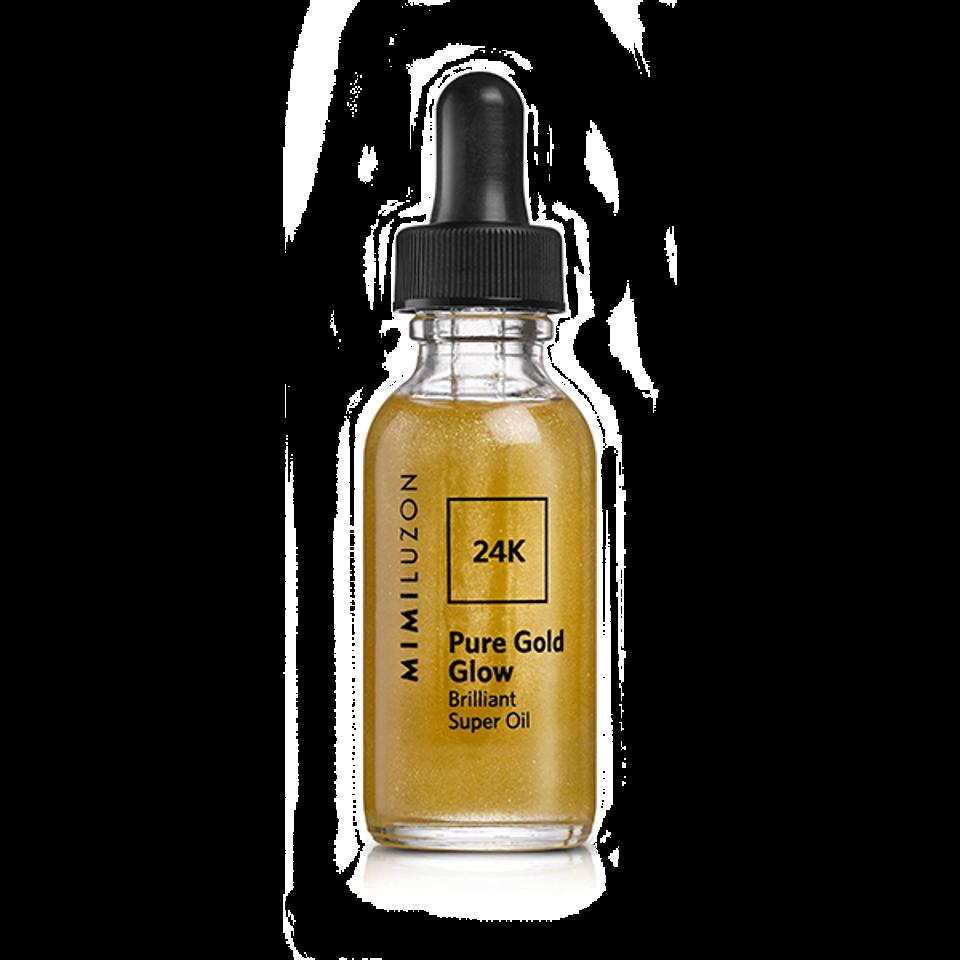 MIMI LUZON 24K Pure Gold Glow Brilliant Super Oil