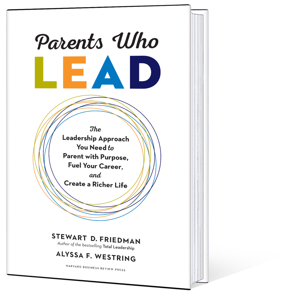 Develop as a parent, develop as a leader.