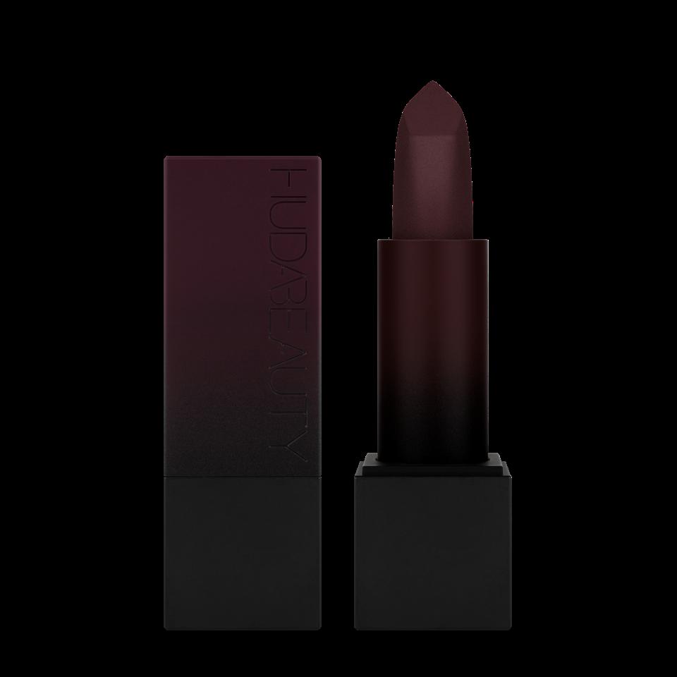 Huda Beauty Power Bullet Matte Lipstick in Masquerade