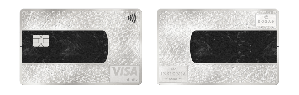 The revolutionary new Clean Card by Insignia