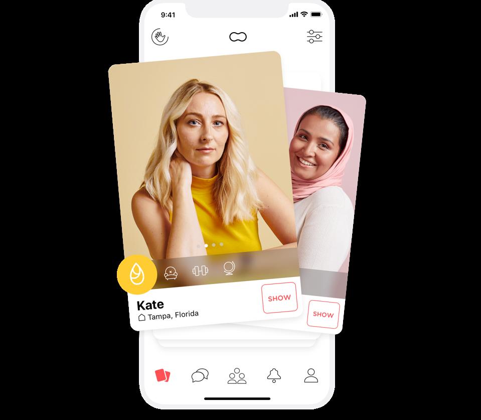peanut, social app