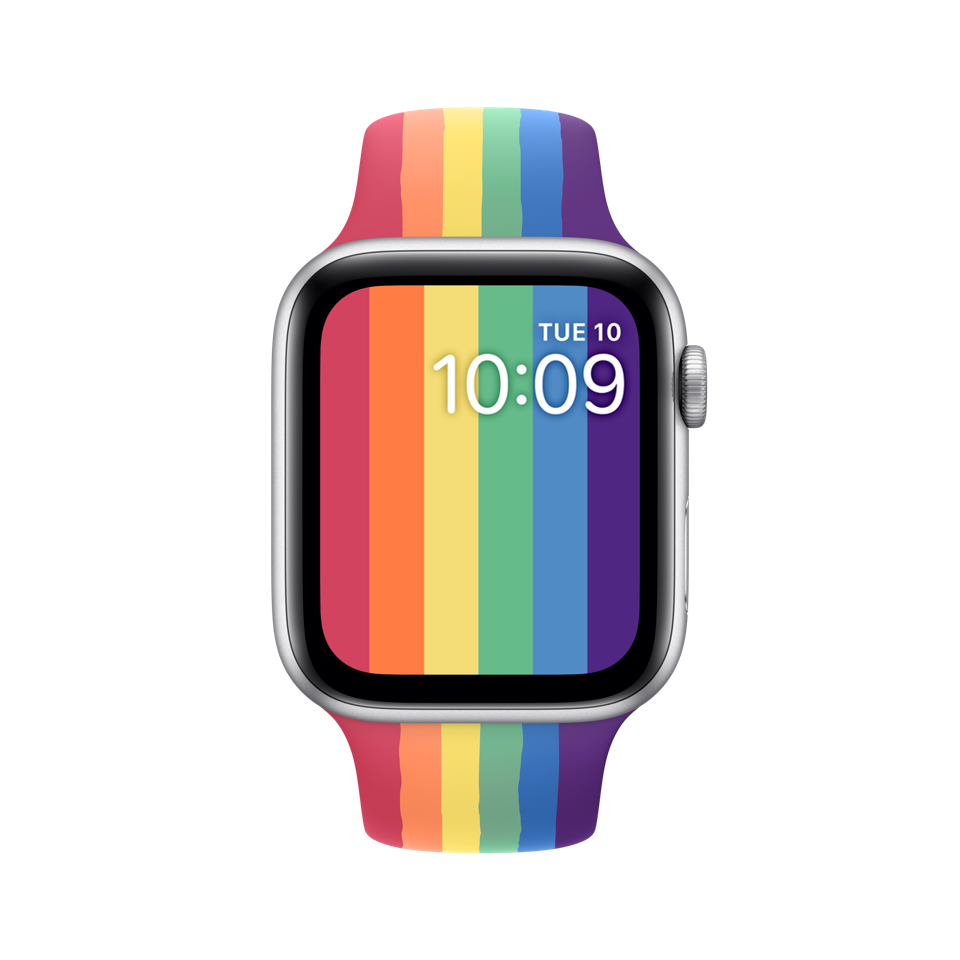 Apple Watch Pride Edition Sport Band 2020