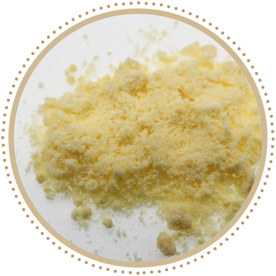 Pure THCa Powder for eating, drinking or dabbing