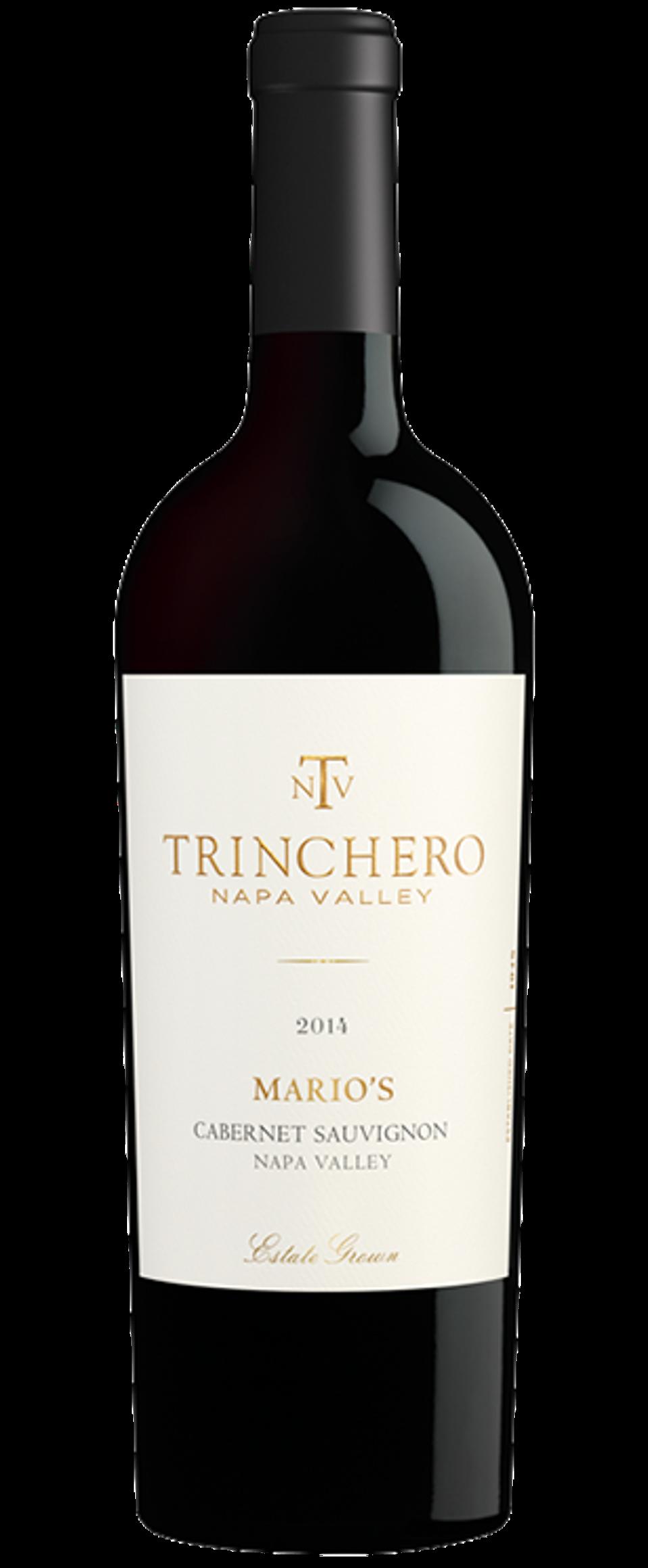 Mario's Cabernet Sauvignon From Trinchero Napa Valley