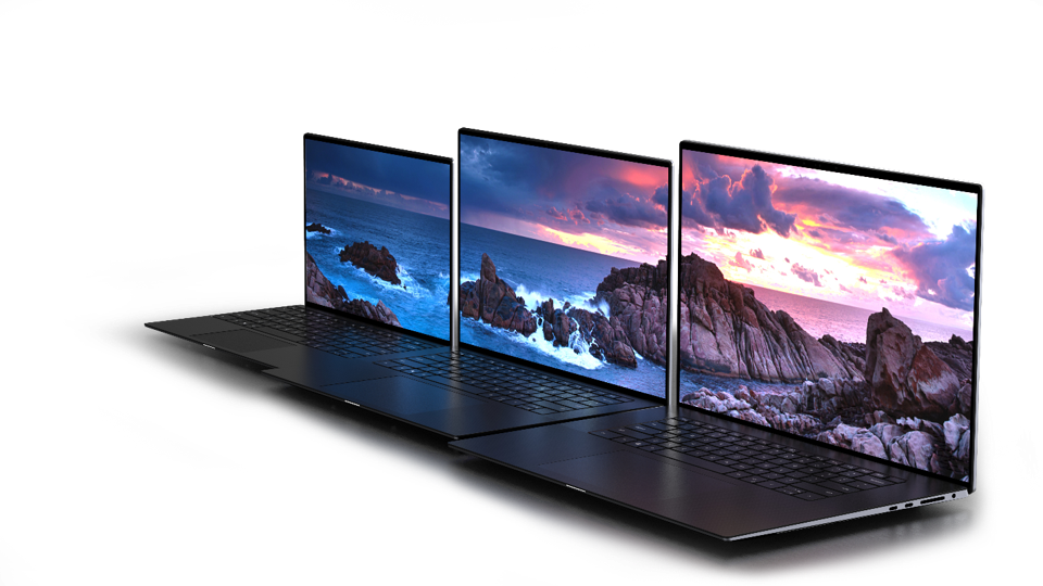 The New 2020 Dell XPS line of notebooks includes the XPS 13, XPS 15 and XPS 17