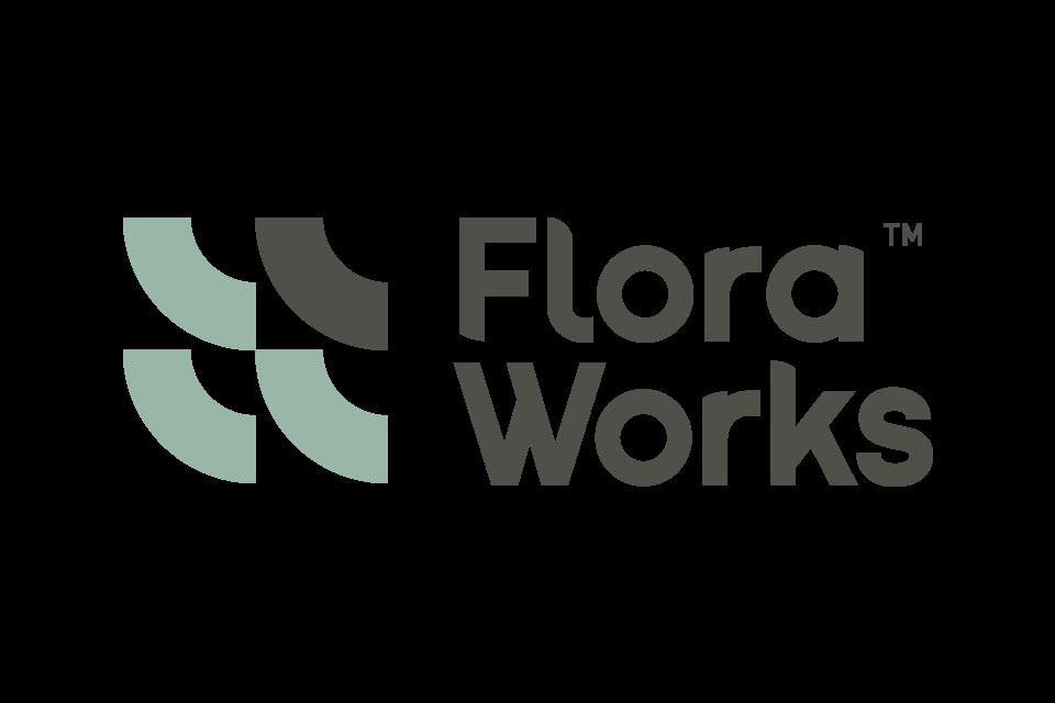 Flora Works Logo